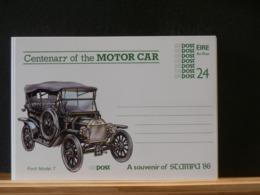 A11/404  CP  EIRE  XX - Cars