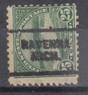 USA Precancel Vorausentwertung Preo, Locals Michigan, Ravenna 568-703 - Vereinigte Staaten