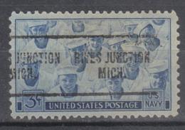 USA Precancel Vorausentwertung Preo, Locals Michigan, Rives Junction 704 - Vereinigte Staaten