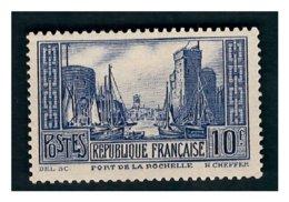 Timbre N° 261  Type III Neuf Infime Trace De Charnière - Nuovi