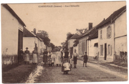 CONDE-FOLIE - Rue D'Abbeville - Francia