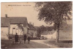 CONDE-FOLIE - Rue De La Gare - Francia