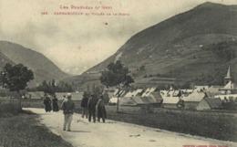 Les Pyrénées (4e Serie) SARRANCOLIN Et Vallée De Ma Neste Animée RV - Andere Gemeenten