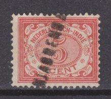 Nederlands Indie Dutch Indies 46 Cijfer 1902 ; NETHERLANDS INDIES PER PIECE + MUCH MORE SPECIAL CANCEL - Nederlands-Indië