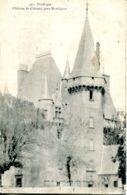 N°76097 -cpa Château De Clérant Près Montignac (Dordogne) - Châteaux