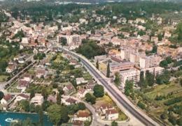 CP 92 Hauts-de-Seine Vaucresson Vue Aérienne Le Centre Cim - Vaucresson