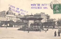FINISTERE  29  BREST - LE CHAMP DE BATAILLE - KIOSQUE - CACHET TOUR DE FRANCE CYCLISTE 1909 - Brest