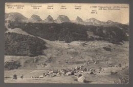 8342- Switzerland , Schweiz , Post Card From Toggenburg – Conditions As Scanned - Poststempel