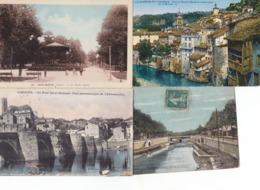 50 CPA - Postcards