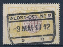 """TR 39 - """"ALOST-EST Nr 2"""" - (ref. 29.532) - Railway"""