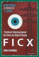 España. Spain. 2019. Cine Español. Festival Internacional De Cine De Gijón - 2011-... Nuovi & Linguelle