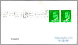 Rodillo REFERENDUM NACIONAL - DIA DE LA CONSTITUCION - 6 DE DICIEMBRE. Jerez De La Frontera, Andalucia, 1978 - 1931-Hoy: 2ª República - ... Juan Carlos I
