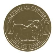 Monnaie De Paris , 2018 , Cheverny , Château , Les Chiots - Monnaie De Paris
