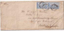 CAPE OF GOOD HOPE 1904 LETTRE DE BLUE CLIFF - África Del Sur (...-1961)