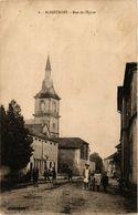 CPA Albestroff - Rue De L'Église (385969) - Sonstige Gemeinden