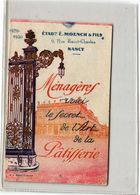 CPA NANCY - Menageres Voici Le Secret De L'Art De La Latifferie (385973) - Nancy