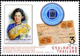 Ref. 278540 * NEW *  - THAILAND . 2011. ASOCIACION FILATELICA DE TAILANDIA - Tailandia
