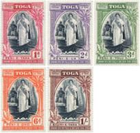 Ref. 236728 * NEW *  - TONGA . 1944. 25th ANNIVERSARY OF THE CORONATON OF QUEEN SALOTE. 25 ANIVERSARIO DE LA CORONACION - Tonga (1970-...)
