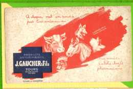 BUVARD & Blotting Paper :  Produits Veterinaires J.GAUCHER & Rare - Animales