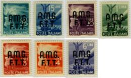 Ref. 599123 * NEW *  - TRIESTE A Zone . 1947. DIFFERENT CONTENTS. MOTIVOS VARIOS - Trieste