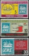 Ref. 37067 * NEW *  - TRINIDAD AND TOBAGO . 1972. 125 ANNIVERSARY OF THE FIRST SEAL OF TRINITY. 125 ANIVERSARIO DEL PRIM - Trinidad En Tobago (1962-...)