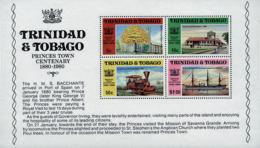 Ref. 59294 * NEW *  - TRINIDAD AND TOBAGO . 1980. CENTENARY OF THE CITY OF PRINCES. CENTENARIO DE LA CIUDAD DE PRINCES - Trinidad Y Tobago (1962-...)