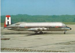CP AVION CANADAIR CL 44 GUPPY HEAVY LIFT EI-BND MILANO 1985 - 1946-....: Era Moderna