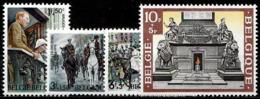 Belgien  SG. 2096-2099 ** (7323) - Belgien