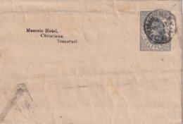 CAPE OF GOOD HOPE      ENTIER POSTAL/GANZSACHE/POSTAL STATIONERY BANDE JOURNAL - África Del Sur (...-1961)