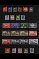 1952-60 COMPLETE QEII MINT COLLECTION.  A Delightful, Fine Mint Or Never Hinged Mint Complete Collection, SG 80/116 Plus - Bahrain (...-1965)