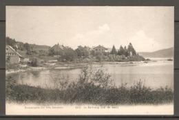 Carte P ( Le Rocheray / Lac De Joux ) - VD Vaud