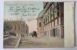 V 10527 Malta - Wesleyan Church - Floriana - Malta - Malta