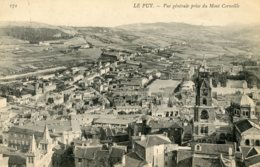 B59702 Cpa Le Puy - Vue Générale Prise Du Mont Corneille - France