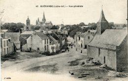 B59718 Cpa Guérande - Vue Générale - Non Classés