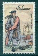 BAHAMAS PIRATE WOODES ROGERS N° 631 N Xx TB Cote 8 €. - Bahama's (1973-...)