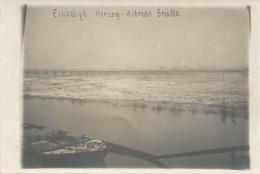 Vladslo Esen Einsdyk Herzog Albrecht Brücke - Oorlog 1914-18