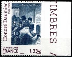 ADHESIF N° 224  Honoré DAUMIER BDF, Neuf ** - Luchtpost