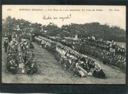 SCRIGNAC - Une Noce De 2.100 Personnes - Un Coin Du Fastin, Très Animé - France