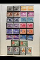 1953-1975 MINT / NHM COLLECTION  An Attractive Collection With Many Complete Sets, Miniature Sheets, Se-tenant Issues &  - Singapur (...-1959)