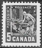 Canada: Minatore, Miner, Mineur - Minerali