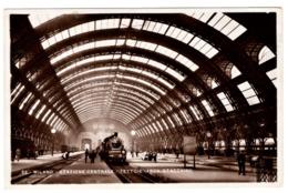 Milano Stazione Centrale 2 Postcards - Milano