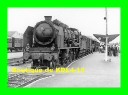AL 502 - Train - Loco 231 F 534 En Gare - SAINTES - Charente Maritime 17 - SNCF - Saintes