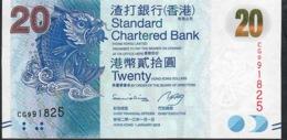 HONG-KONG P297c 20 DOLLARS 1.1.2013 #CG   UNC. - Hong Kong