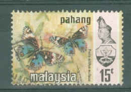 Malaya - Pahang: 1971   Butterflies   SG101      15c   Used - Pahang