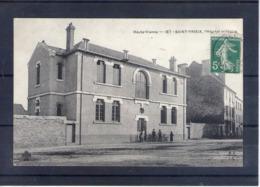 87. Saint Yrieix. Hôpital Militaire - Saint Yrieix La Perche