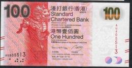 HONG-KONG P299c 100 DOLLARS 1.1.2013 #AU      UNC. - Hong Kong