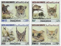 Ref. 37615 * NEW *  - UNITED ARAB EMIRATES . 1994. ENVIRONMENT PROTECTION. PROTECCION DEL MEDIO AMBIENTE - Ver. Arab. Emirate