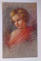 """Künstlerkarte, Kinder, Mode"" 1917, Sidoli,  Künstler Aus Italien ♥ (48979) - Kinder"