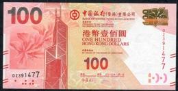HONG-KONG P343c 100 DOLLARS 1.1.2013 #DZ     UNC. - Hong Kong