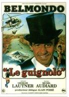 Réf. 721/ 1 CPM - Carte Postale Cinéma - Le Guignolo - Georges Lautner - Michel Audiard - Jean-Paul Belmondo - Affiches Sur Carte
